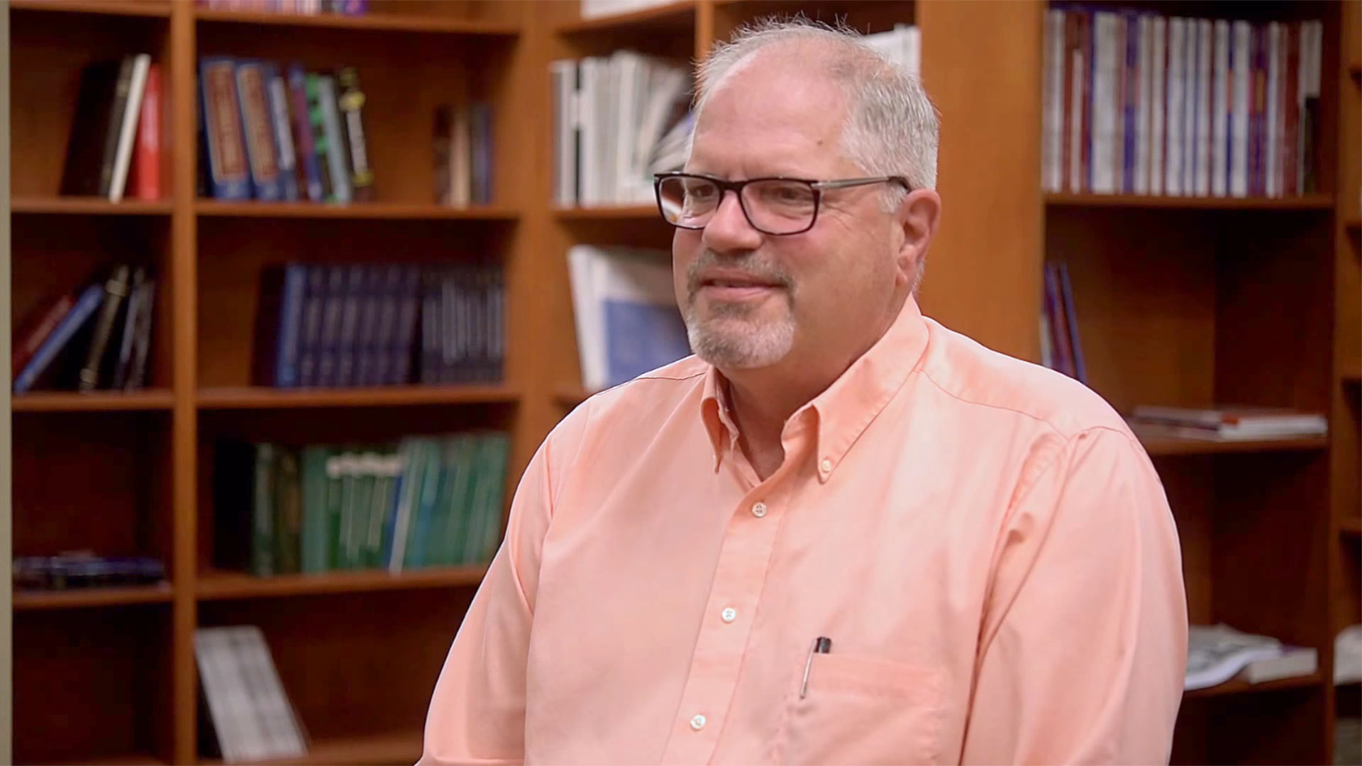 UF Health Neurology patient Steve Rhyne discusses his stroke care at UF Health Jacksonville